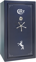 Liberty Gun Safe - Colt Series 25 - USA Made 27 Gun Safe - 75 Min @ 1200° Fire Rating