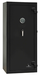 "Liberty Gun Safe- Home Series 17 - 59""H x 24""W x 22""D - 3 Shelf Home Safe - 60 Min @ 1200° Fire Rating"