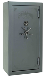Liberty Gun Safe - National Classic Select Series 25 - USA Made 24 Gun Safe - 90 Min @ 1200° Fire Rating