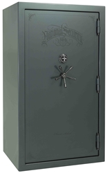Liberty Gun Safe - National Classic Select Series 50 - USA Made 41 Gun Safe - 90 Min @ 1200° Fire Rating