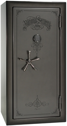 Liberty Gun Safe - National Security Magnum Series 25 - USA Made 22 Gun Safe - 2.5 Hours @ 1200° Fire Rating