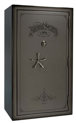 Liberty Gun Safe - National Security Magnum Series 50 - USA Made 39 Gun Safe - 2.5 Hours @ 1200° Fire Rating