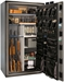 Liberty Gun Safe - National Security Magnum Series 50 - USA Made 39 Gun Safe - 2.5 Hours @ 1200° Fire Rating - LB-NS50-BUM-BR-M
