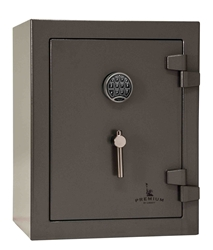 "Liberty Gun Safe- Premium LX Home Series 8 - 30""H x 24""W x 22""D - 2 Shelf Home Safe - 90 Min @ 1200° Fire Rating"
