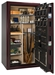 Liberty Gun Safe - Presidential Series 40 - USA Made 33 Gun Safe - 2.5 Hours @ 1200° Fire Rating - LB-PX40-BUM-BR-M