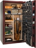 Liberty Gun Safe - Presidential Series 50 - USA Made 39 Gun Safe - 2.5 Hours @ 1200° Fire Rating - LB-PX50-BUM-BR-M