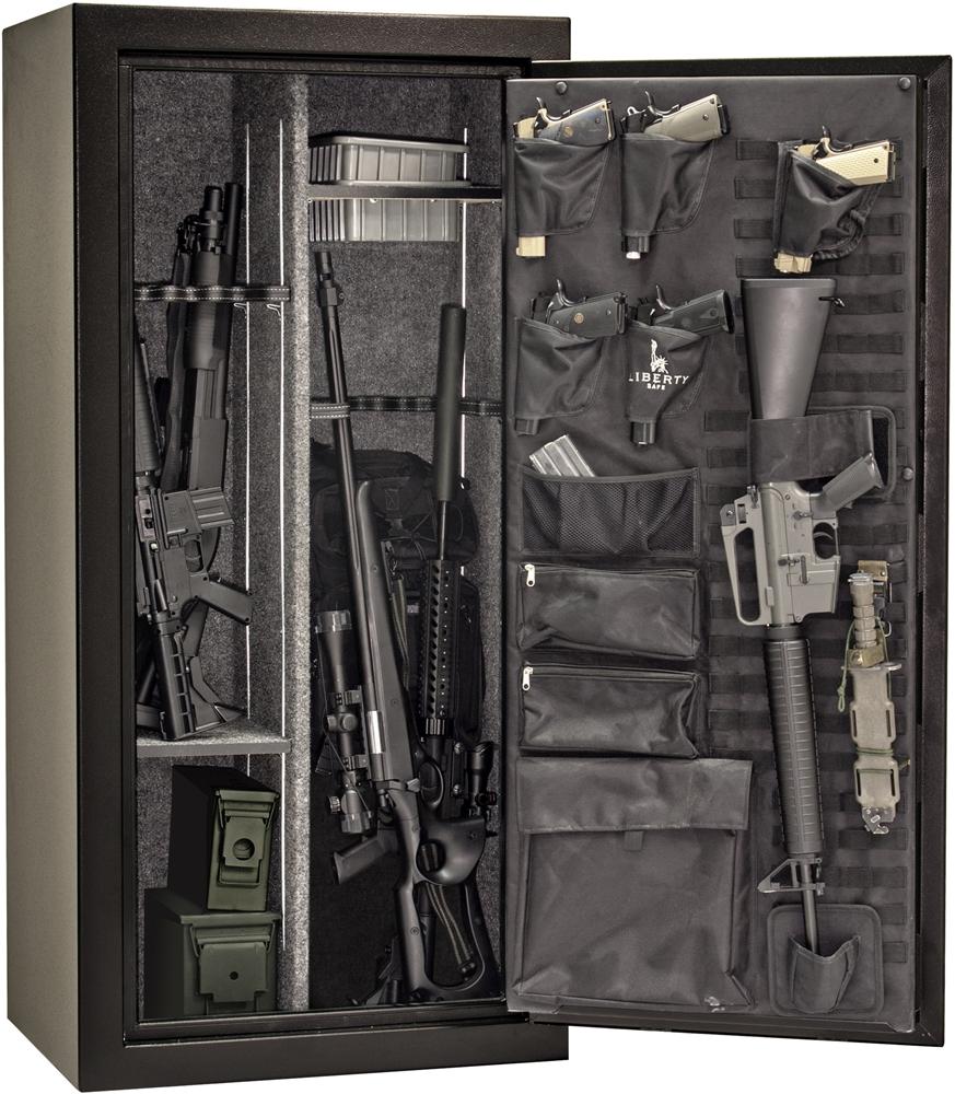 Liberty Gun Safe - Tactical Series 24 - USA Made 24 Tactical Gun Safe - 30  Min @ 1200° Fire Rating