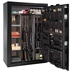 Liberty Gun Safes - Fatboy EXTREME Series - USA Made 64 Gun Safe - 90 Min @1200° Fire Rating - LB-FB64-XTM-BKT-CP-M