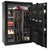 Liberty Gun Safes - Fatboy Jr Extreme Series - USA Made 48 Gun Safe - 60 Min @ 1200° Fire Rating - LB-FB48jr-XTM-BKT-CP-M