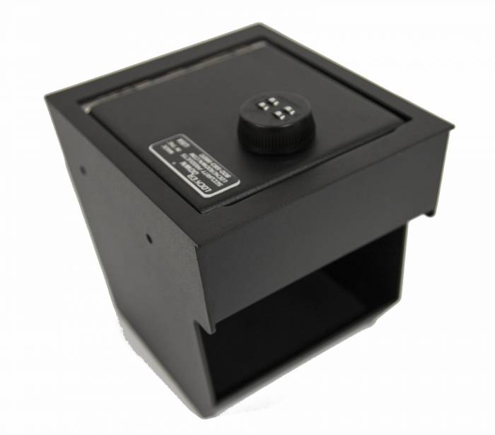 Locker Down Console Safe 2007 to 2010 Jeep Wrangler JK Model LD2066