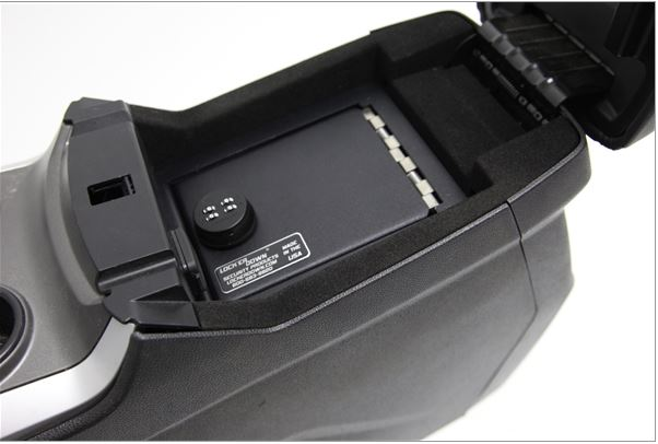 Locker Down Console Safe 2011-2019 Ford Explorer