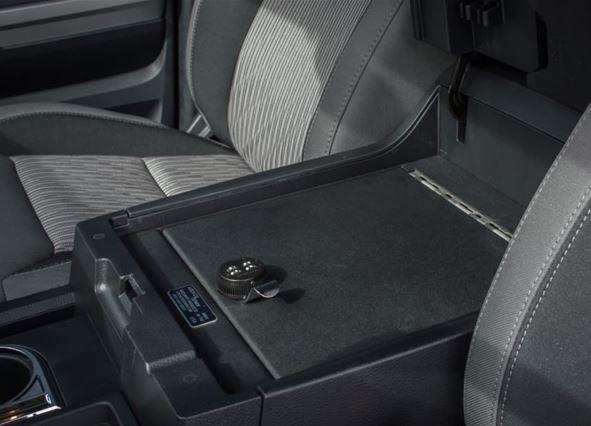 Lock'er Down Console Safe 2014 - 2017 Toyota Tundra/Full ...