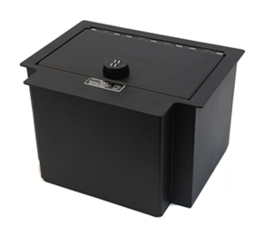 Locker Down Console Safe 2014-2018 Chevrolet Silverado & GMC Sierra 1500 Also 2015-2019 1500/2500/3500