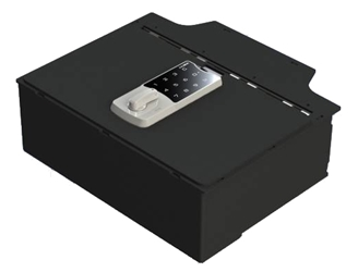 Locker Down Console Safe For 2019 Dodge Ram 1500 (ONLY) Model LD2078 (NOT INCLUDING THE LIMITED OR LONGHORN)