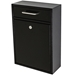 MailBoss Locking Drop Box - 5x17x12 - MBLDB