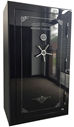 Old Glory Tactical Gun Safe - SD7242 - SUPER-DUTY 45 Gun Capacity - 2 Hour Rating - SD7242