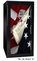 Old Glory Tactical GunSafe - We The People 2 - 24 Gun Capacity - 2 Hour Rating - 6030-WTP2