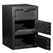 Protex FDD-3020 Safe - B-rated Duel Compartment Depository Safe - FDD-3020