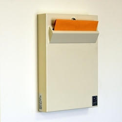 Protex LPD-161 Protex Low-Profile Wall Mount Drop Box