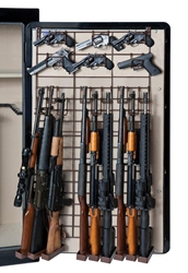 Rackem 6047 Full Door Pistol and Rifle Maximizer - 9 Rifles/18 Pistols