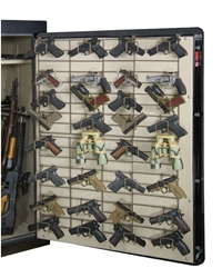 Rackem 6053 The Maximizer Full Door 32 Pistol Rack