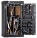 Rhino Ironworks AIW6033X 130 Minute Fire : 36 Long and 6 pistol pockets Gun Safe - AIW6033X