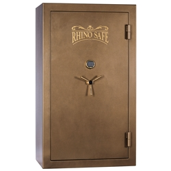 Rhino Premium Safe Series 75 Minute Fire Safe: 48 Gun Safe