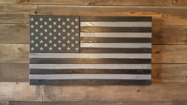San Tan Wood Works - Subdued Concealment Flag (Large Size)