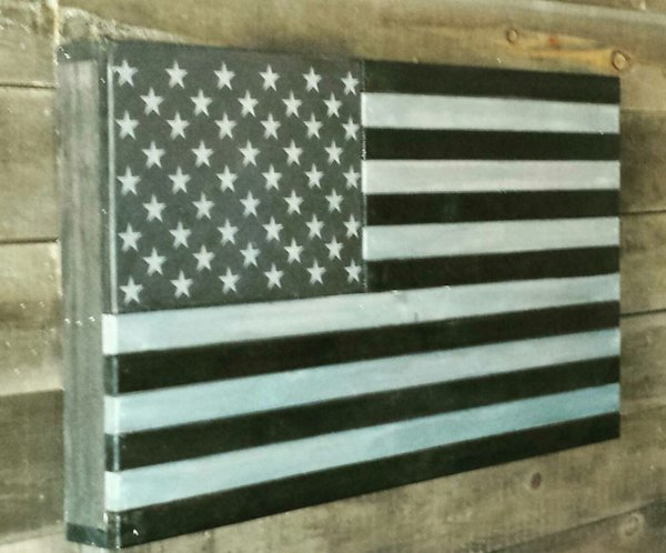 San Tan Wood Works - Subdued Concealment Flag (Standard Size)