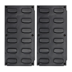 SecureIt Tactical Cradle Grid Gun storage Panel