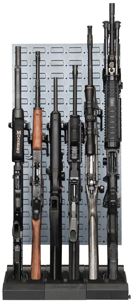Secureit Tactical Steel 6 Gun Safe Retrofit Kit Sec 06 01