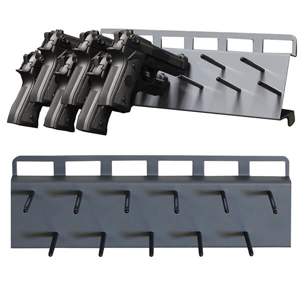 SecureIt Tactical Pistol Peg Rack