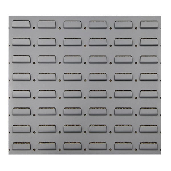 SecureIt Tactical Steel Louvered Panel, Small 17.25x16""