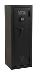 Sports Afield SA5520LZ Gun Safe - Tactical LZ Series - 6+2 Gun Capacity - Water and Fire Resistant Safe
