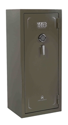 Sports Afield SA5524J Gun Safe - Journey Series - 30 Gun Capacity - Security Safe