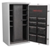Sports Afield SA5936S Gun Safe - Sanctuary Series - 4 Gun Capacity - Water and Fire Resistant Safe - SA5936S