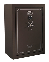 Sports Afield - SA5942H - Haven Series - 48+8 Gun Capacity - Water and Fire Resistant Safe
