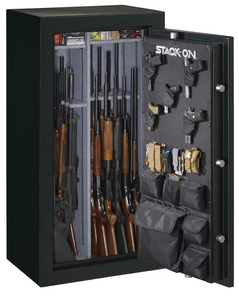 Stack On Elite Series 36 40 Gun Safe W Electronic Lock E
