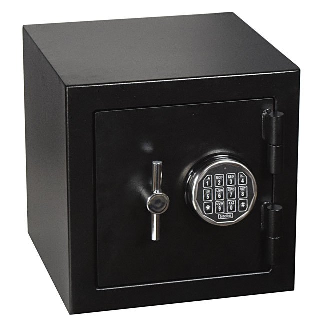 Stealth Tactical B1414 Burglary Mini Safe Stl B1414