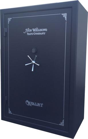 Sun Welding C-5028T Series 30-120 Minute Fire Rating 64 Gun Safe