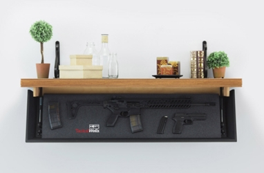 Tactical Walls - 1242 Tactical Rifle Length Shelf