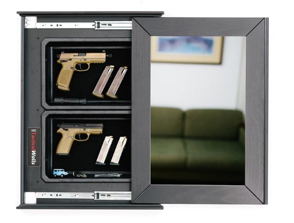 Tactical Walls 1420m Mirror Bundle
