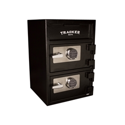 Tracker Series Model DS302020DD-ESR - 2-Door Depository Safe