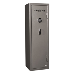 Tracker Series Model TS08 8 Long Gun Safe Tracker Series Model TS08 Fire Insulated Gun Safes, Fire Insulated Gun Safes, TS08 Fire Insulated Gun Safes, Tracker Series Fire Insulated Gun Safes