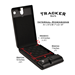 Tracker Series SPS-04B - Small Pistol Safe - Biometric Lock - SPS-04B