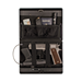 Tracker Series TOPS-01C - Top Opening Pistol Safe - Electronic Combination Lock - TOPS1C