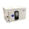 V-Line Narcotics Security Box with HID Prox iClass Reader Medical Box, Narc Box, Narcotics Box.