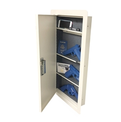 V-Line Quick Vault XL – In Wall Handgun Safe