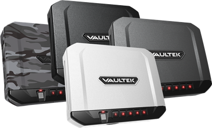 VAULTEK™ VT10i Lightweight Biometric Bluetooth Smart Safe