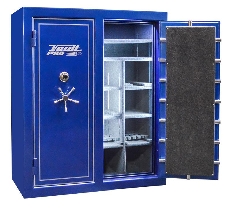 ... Vault Pro Double Door 72 H x 60 W - 56 Gun Safe ...  sc 1 st  GunSafes.com & Vault Pro: Double Door 72